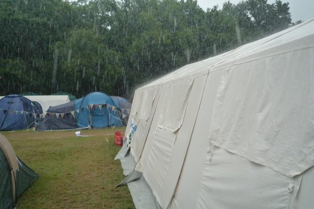 Campdowne Rain